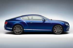 Bentley Continental GT Speed – Auf nach Goodwood
