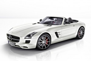 Mercedes-Benz SLS AMG GT – Performance-Upgrade