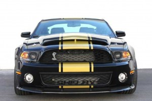 Shelby GT500 Super Snake 50th Anniv. Edt. – Happy Birthday