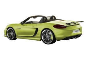 SpeedART SP81-R – Gedopter Boxster S