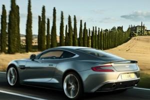Aston Martin Vanquish – Ihr neuer Dienstwagen, Mr Bond