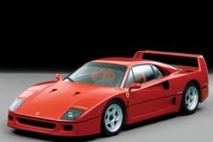 25 Jahre Ferrari F40 – Ein persönlicher Geburtstagsgruß