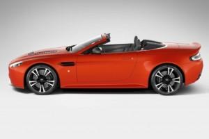Aston Martin V12 Vantage Roadster – Stark limitiert