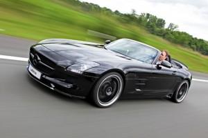 Väth SLS V63 Supercharged Roadster – Unter Druck
