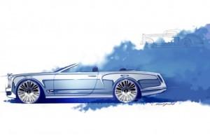Bentley Mulsanne Convertible Concept – Exklusiver Ausblick