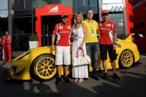 Ferrari 599XX Evo – Erdbebenhilfe mal anders