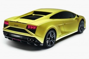 Lamborghini Gallardo LP560-4 – Dreieck und Trapez