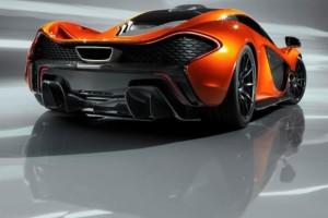 McLaren P1 Concept – Erste Bilder, kaum Fakten
