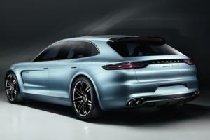 Porsche Panamera Sport Turismo Concept – Ab 2014?