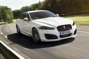 Jaguar XFR Speed Pack – Optional mehr Tempo