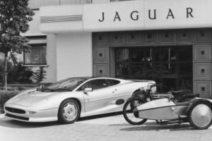 20 Jahre Jaguar XJ220 – Britischer Sportwagenklassiker