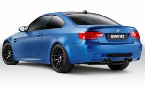 BMW M3 Frozen Limited Edition – 150 Stück für die USA
