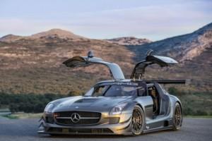 Mercedes-Benz SLS AMG GT3 – Zum 45. Geburtstag