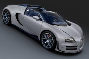Bugatti Veyron Grand Sport Vitesse Rafale – Graues Unikat