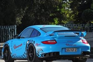 Wimmer 997 GT2 RS – VeRSchärftes Gerät Reloaded