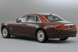 Rolls-Royce Ghost 1001 Nights Collection – Wie im Märchen
