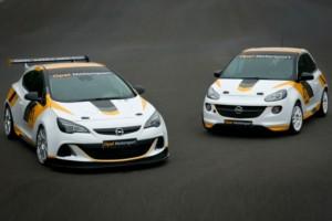 Opel zurück im Motorsport – Mit Adam und Astra auf die Piste