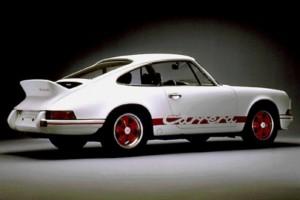 40 Jahre Porsche 911 Carrera RS – RennSport für die Straße