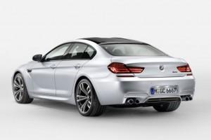 BMW M6 Gran Coupé – Bald auch mit vier Türen