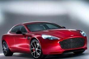 Aston Martin Rapide S – 17% mehr durch ein S