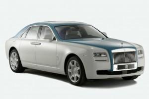 Rolls-Royce Ghost Firnas Motif – Fünfmal für Arabien