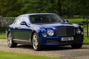 Bentley Mulsanne – Komfortabler und farbenfroher