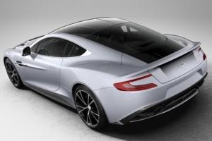 Aston Martin Vanquish Centenary Edition – 100 Jahre
