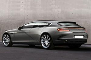 Aston Martin Rapide Bertone – Einzigartig