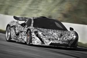 McLaren P1 – Zweiter Blick auf die inneren Werte