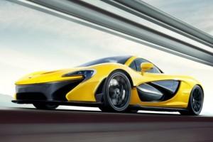 McLaren P1 – Vorhang auf für die Serie