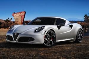 Alfa Romeo 4C – 3, 2, 1, Launch Edition