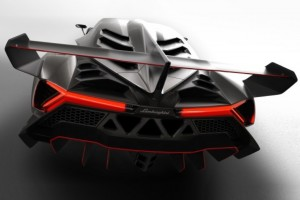 Lamborghini Veneno – Showstopper aus Sant'Agata