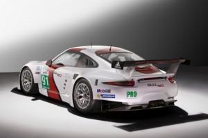 Porsche 991 RSR – Mehr Abtrieb, weniger Gewicht