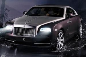 Rolls-Royce Wraith – Geisterbeschwörung