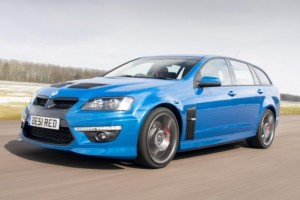 Vauxhall VXR8 Tourer – Platz und Power