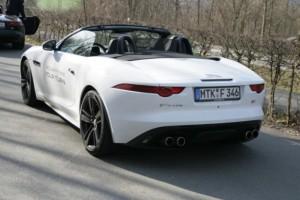 Fahrt im Jaguar F-Type – Bilster Berg Erstbesteigung