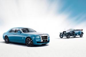 Rolls-Royce Ghost Alpine Trial Centenary – Alpine Sieger
