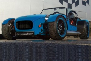 Irmscher Roadster Turbo Sport 45 – Leistung statt Gewicht
