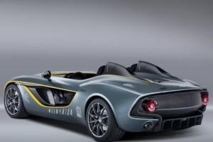 Aston Martin CC100 Concept – Radikaler Speedster