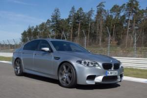BMW M5 Competition Paket – Mehr Leistung und Dynamik