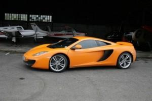 Fahrt im McLaren MP4-12C – Offen oder geschlossen?