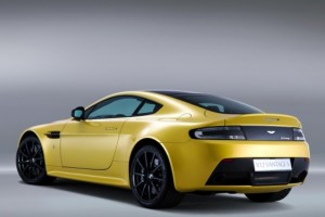 Aston Martin V12 Vantage S – Leistungsgeber