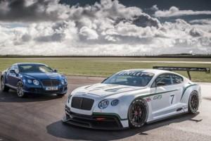 Bentley Continental GT3 – Nächste Entwicklungsstufe