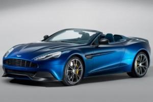 Aston Martin Vanquish Volante – Auf in den Sommer