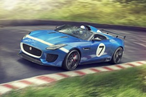 Jaguar Project 7 Concept – Wie einst in Le Mans