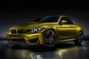 BMW M4 Concept – Optischer Vorgeschmack