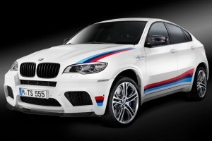 BMW X6 M Design Edition – Auf Wunsch gestreift
