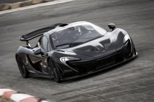 McLaren P1 – Produktion hat begonnen