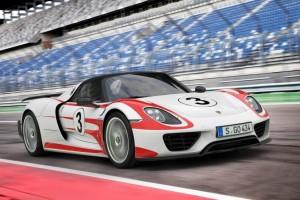 Porsche 918 Spyder – Finale Spezifikationen
