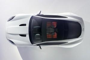 Jaguar F-Type Coupé – Premiere Ende November